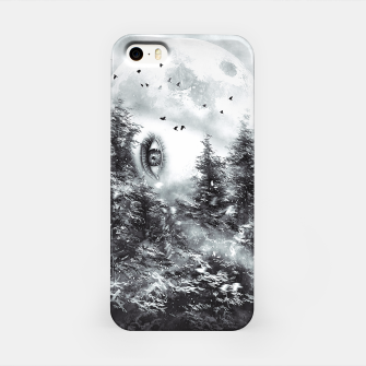 Thumbnail image of The Watcher iPhone Case, Live Heroes