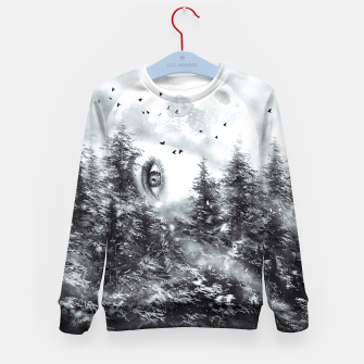 Thumbnail image of The Watcher Kid's Sweater, Live Heroes