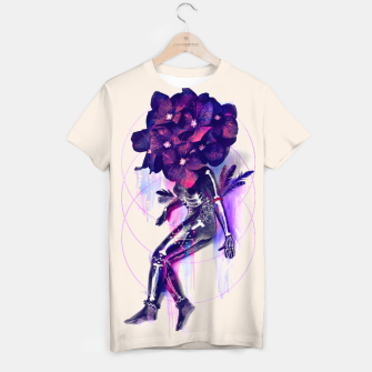 Thumbnail image of Voodoo Girl T-shirt, Live Heroes