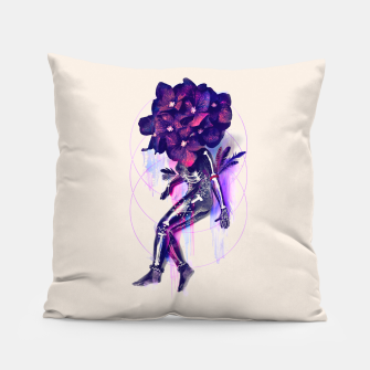 Thumbnail image of Voodoo Girl Pillow, Live Heroes