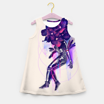 Thumbnail image of Voodoo Girl Girl's Summer Dress, Live Heroes