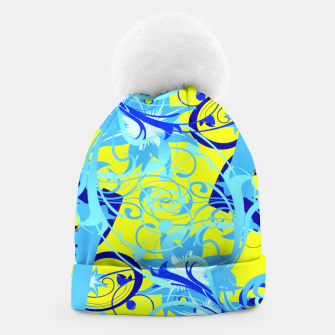 Abstract illustration Beanie thumbnail image