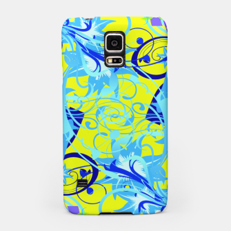 Thumbnail image of Abstract illustration Samsung Case, Live Heroes