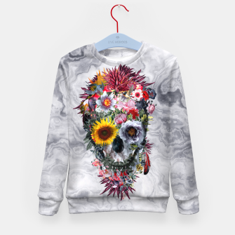 Voodoo Skull Kid's Sweater thumbnail image