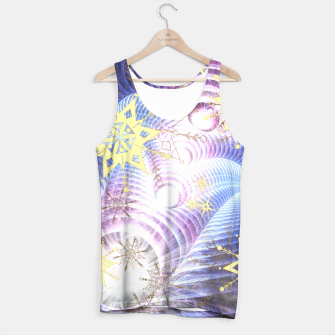 Thumbnail image of Fractal energy bursts Tank Top, Live Heroes