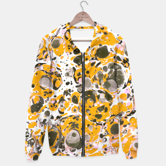 Thumbnail image of Watercolor paint stains Sudadera con capucha, Live Heroes