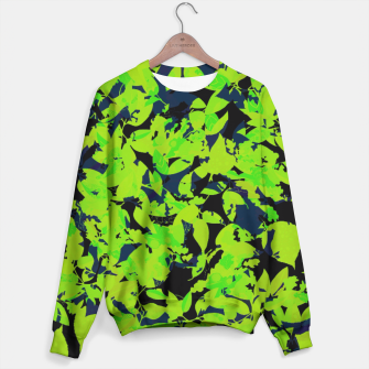 Thumbnail image of Green Jungle Sweater, Live Heroes