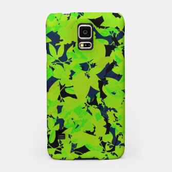 Thumbnail image of Green Jungle Samsung Case, Live Heroes