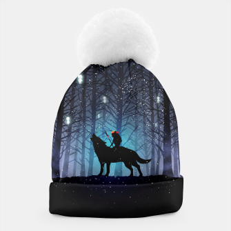 Forest wolf Gorro thumbnail image