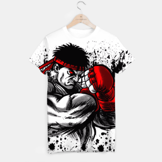 Thumbnail image of Fighter Defense Camiseta, Live Heroes
