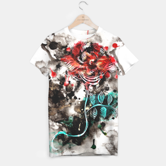 Thumbnail image of Rose T-shirt, Live Heroes