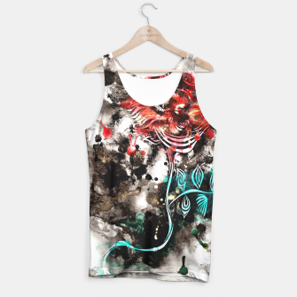 Thumbnail image of Rose Tank Top, Live Heroes