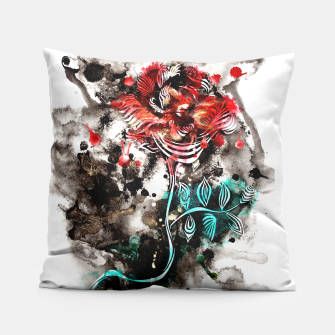Thumbnail image of Rose Pillow, Live Heroes