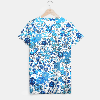 Thumbnail image of Blue Palette  T-shirt, Live Heroes