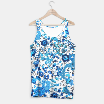 Thumbnail image of Blue Palette  Tank Top, Live Heroes