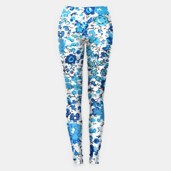 Thumbnail image of Blue Palette  Leggings, Live Heroes