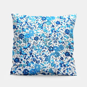 Thumbnail image of Blue Palette  Pillow, Live Heroes