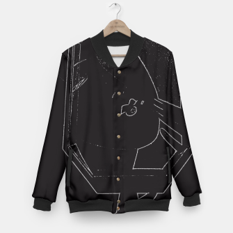 Thumbnail image of Mirror Mirror Baseball Jacket, Live Heroes