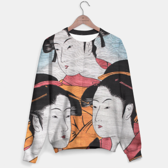 "Thumbnail image of Utsukushi-sa ""Beauty""  Sweater, Live Heroes"