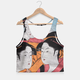 "Thumbnail image of Utsukushi-sa ""Beauty""  Crop Top, Live Heroes"