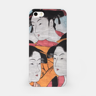 "Thumbnail image of Utsukushi-sa ""Beauty""  iPhone Case, Live Heroes"