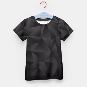 Thumbnail image of Magnetic Shield Kid's T-shirt, Live Heroes