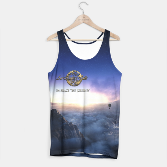 Thumbnail image of Embrace the Journey TankTop, Live Heroes