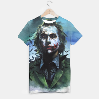 Thumbnail image of joker T-shirt, Live Heroes
