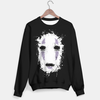 Thumbnail image of Ink No Face Sudadera Regular, Live Heroes