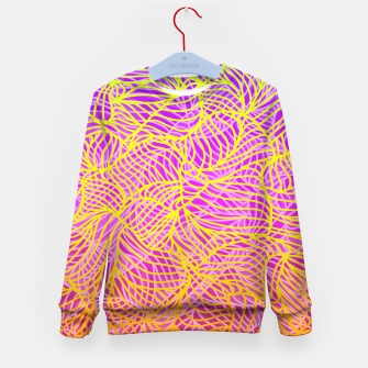 Thumbnail image of csm1 Kid's Sweater, Live Heroes