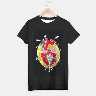 Miniaturka Heart - Corazon Camiseta Regular, Live Heroes