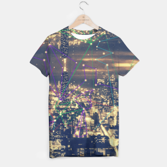 Thumbnail image of New York T-shirt, Live Heroes