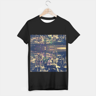 Thumbnail image of New York T-shirt regular, Live Heroes