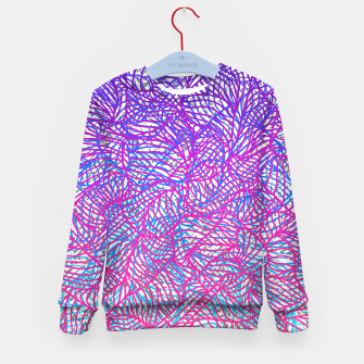 Thumbnail image of csm3 Kid's Sweater, Live Heroes