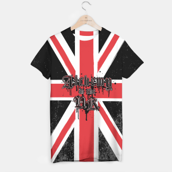 Thumbnail image of Alchemy in the UK T-shirt, Live Heroes
