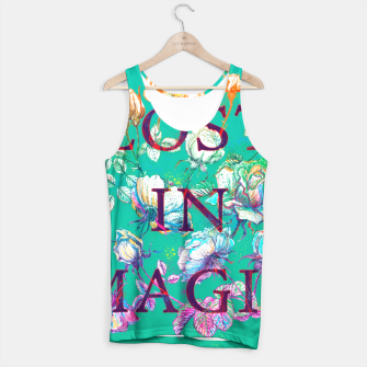 Miniature de image de Lost in Magic Tank Top, Live Heroes