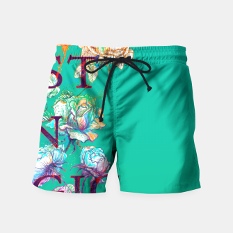 Thumbnail image of Lost in Magic Swim Shorts, Live Heroes