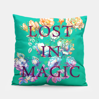 Thumbnail image of Lost in Magic Pillow, Live Heroes