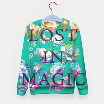 Miniature de image de Lost in Magic Kid's Sweater, Live Heroes