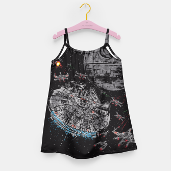 Miniaturka The last great Battle Vestido para niñas, Live Heroes
