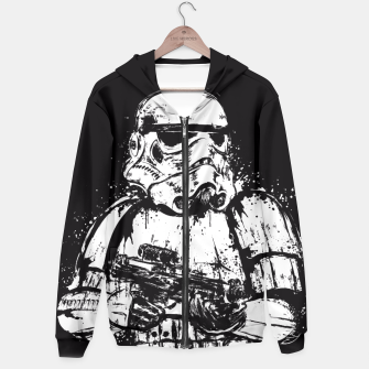 Miniaturka Trooper of Empire  Sudadera con capucha, Live Heroes