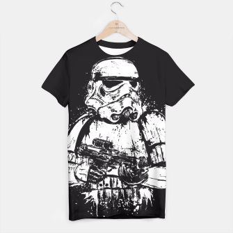 Thumbnail image of Trooper of Empire  Camiseta, Live Heroes