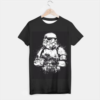 Thumbnail image of Trooper of Empire  Camiseta Regular, Live Heroes