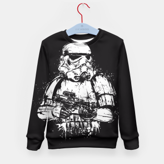 Miniaturka Trooper of Empire  Sudadera para niños, Live Heroes