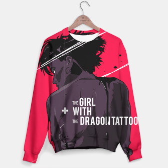 Thumbnail image of The Girl with Dragon Tatoo Sweater, Live Heroes