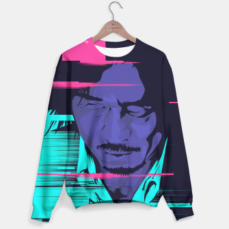 Thumbnail image of Oldboy Sweater, Live Heroes