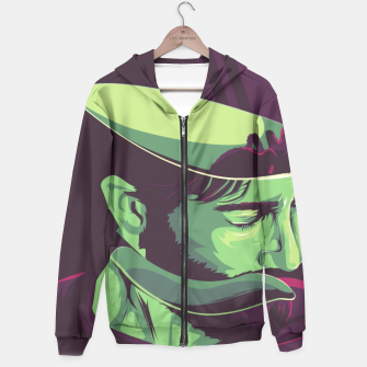 Thumbnail image of Enemy - Alternative movie poster Hoodie, Live Heroes