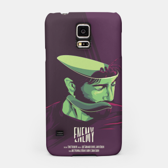 Thumbnail image of Enemy - Alternative movie poster Samsung Case, Live Heroes
