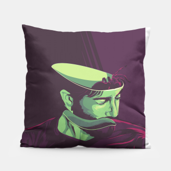 Enemy - Alternative movie poster Pillow thumbnail image