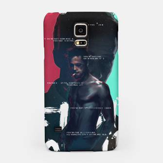 Thumbnail image of Fight Club - Alternative movie poster Samsung Case, Live Heroes